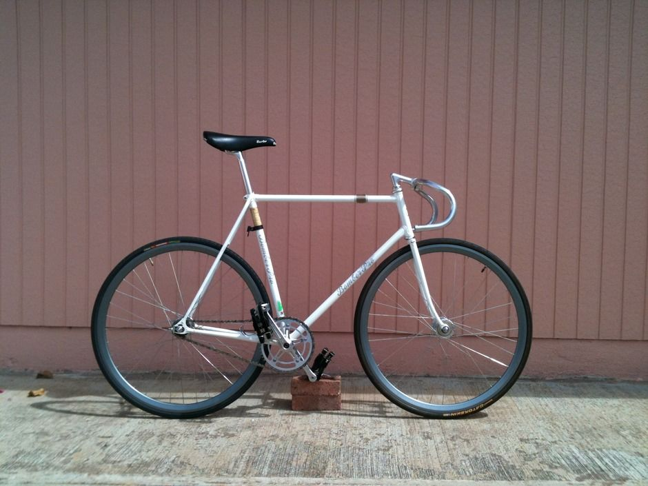 Keirin NJS Bomber Pro - Pedal Room | bicyclet | Pinterest