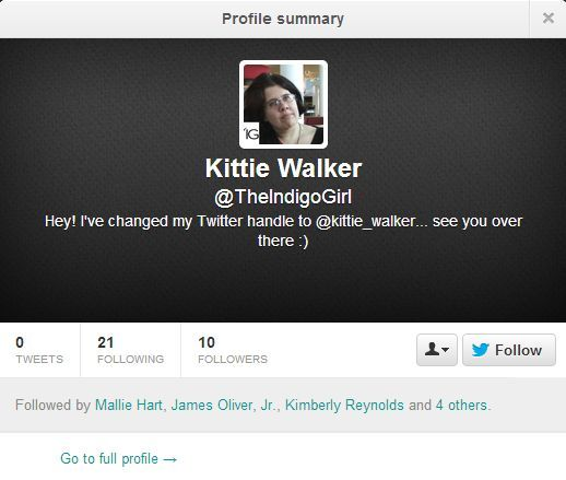 how to successfully change your Twitter account name    All