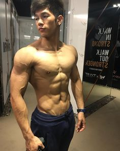 Pin on Asians Hunks