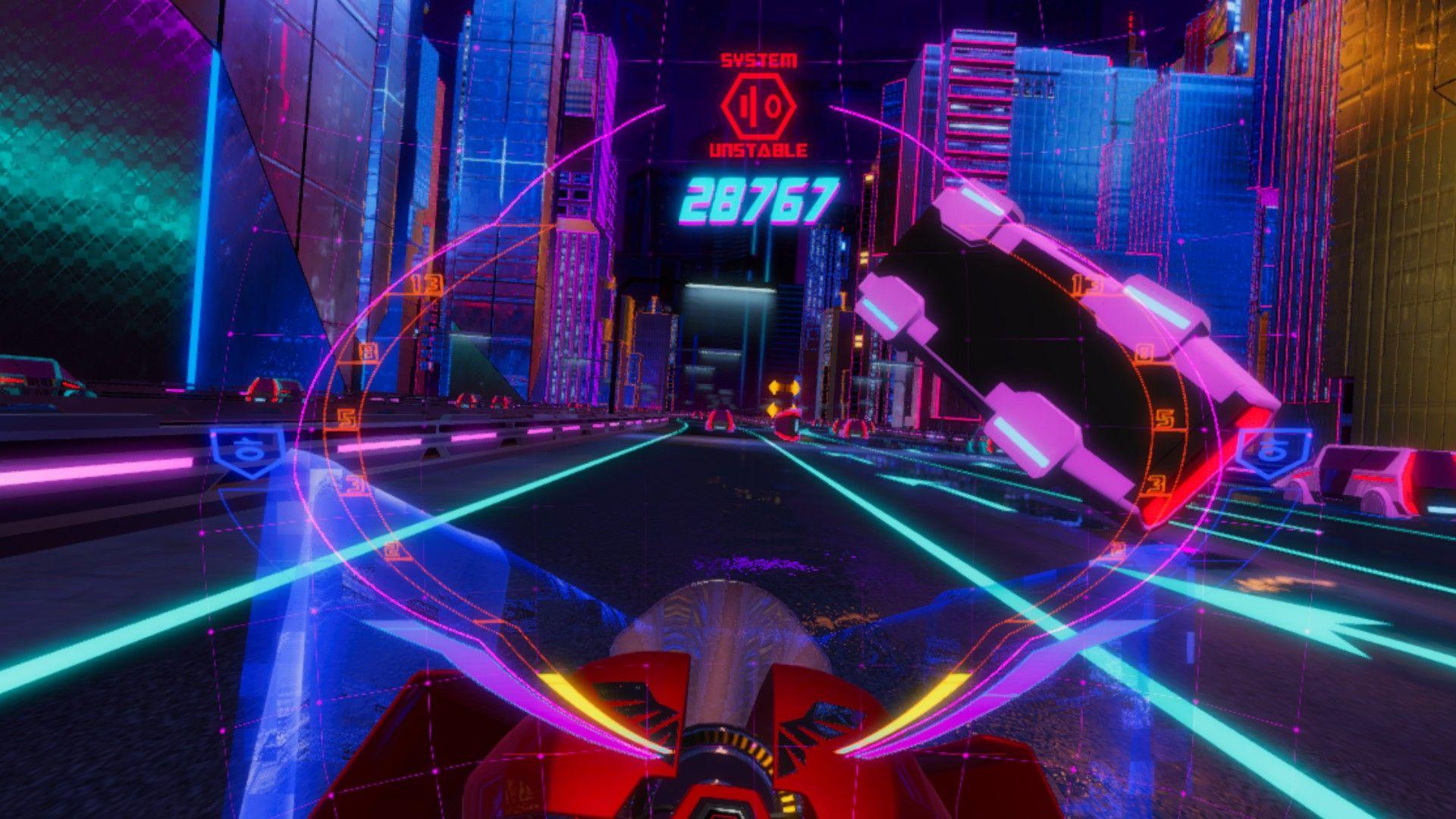 Crash! Virtual reality games, Seoul, Virtual reality