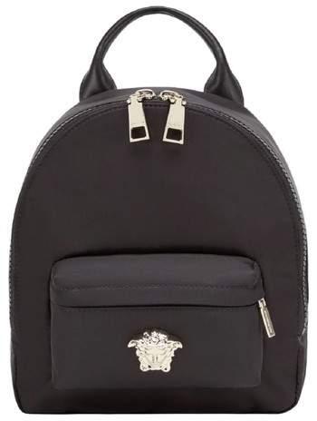 737584ef14 Versace Mini Palazzo Nylon Backpack