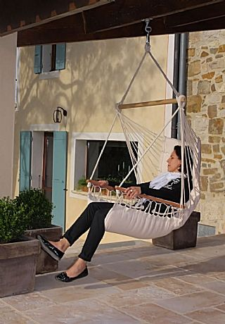 Hamac fauteuil cru royal achat vente de hamac chaise si ge et fauteuil suspendu hamac - Siege suspendu salon ...