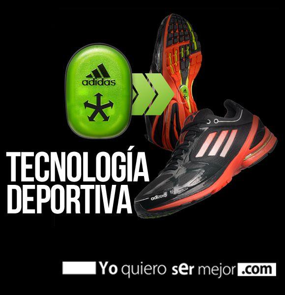 Tecnología deportiva: Nuevos productos para ser mejor deportista #Tecnologia #Deporte #Salud #Adidas #Yoquierosermejor