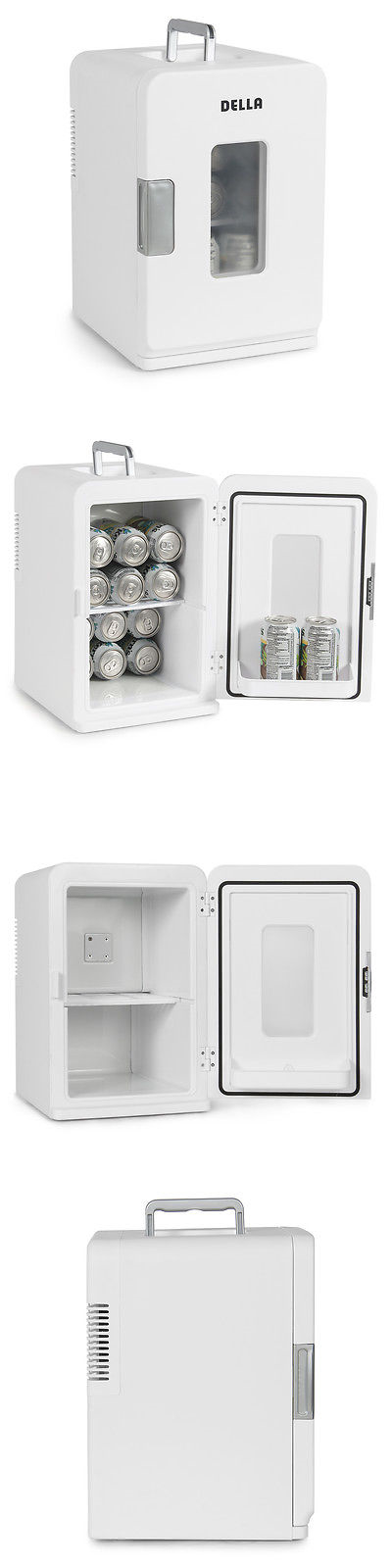 12 Volt Portable Appliances: 15L Portable Mini Fridge Cooler And Warmer  Auto Car Boat