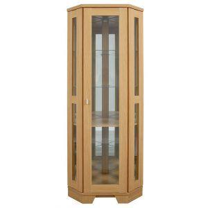 Tall Corner Cabinet With Gl Doors Http Sanromandeescalante