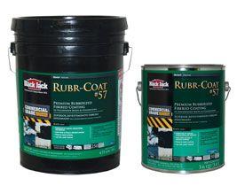 Black Jack 6080 Rubr Coat 57 Premium Rubberized Fibered Roof Coating Black Jack Rubr Coat 57 Is A Premium Rubberized C Roof Coating Jack Black Black Coat