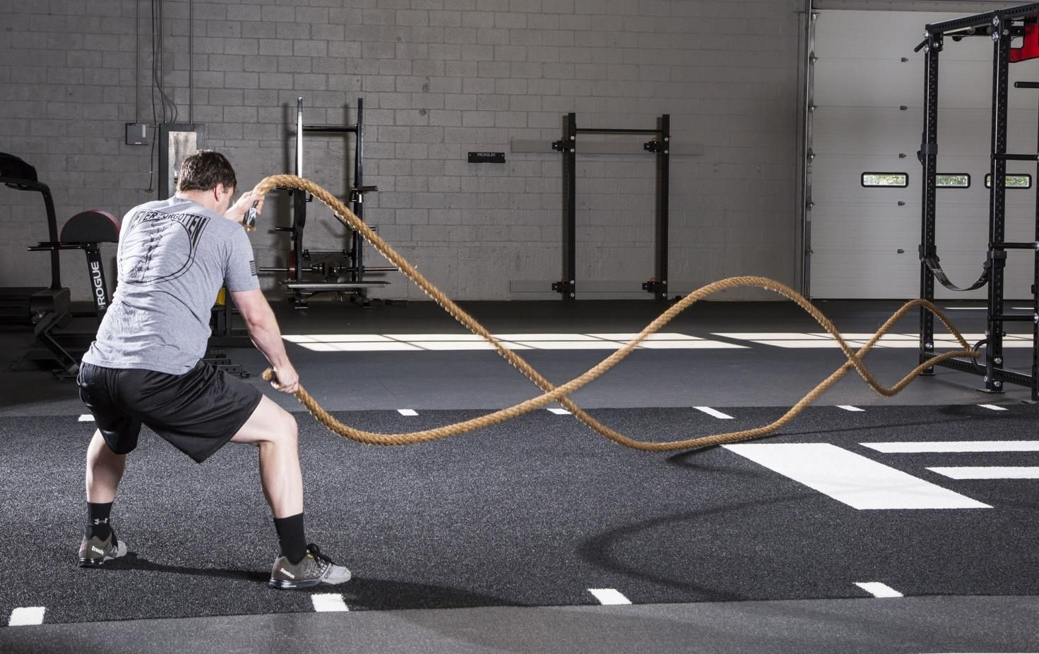 Rogue Conditioning Ropes Core Training Battle Ropes Battle Ropes You Fitness Rope Training