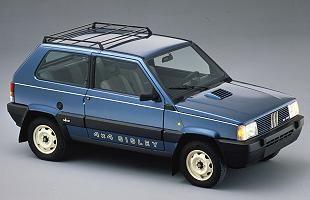 fiat panda sisley 4x4 4x4 vehicles voiture voitures anciennes en moto. Black Bedroom Furniture Sets. Home Design Ideas
