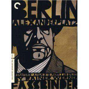 Berlin Alexanderplatz Fassbinder Berlin Poster Poster Art