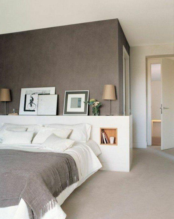 Id es chambre coucher design en 54 images sur archzine for Idee de chambre a coucher adulte