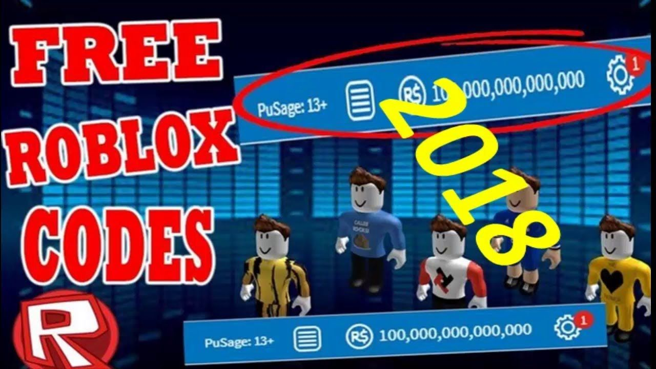 New Update Free Roblux Using Redeem Gift Card Codes 2018