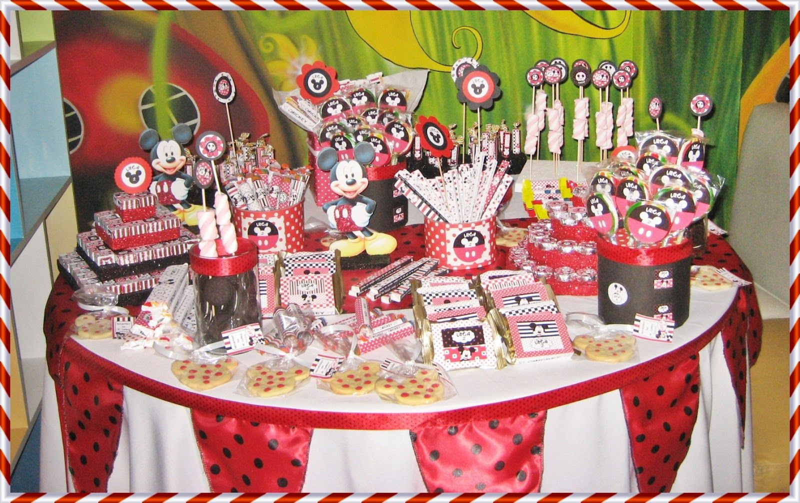 Minnie Mouse Party´s | Minnie Mouse Party´s Libbi | Pinterest ...