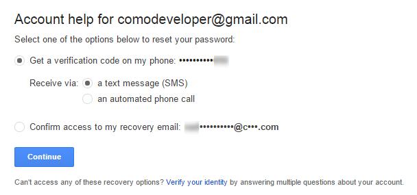 Forgot Google Play Username Or Password Help Center Sms