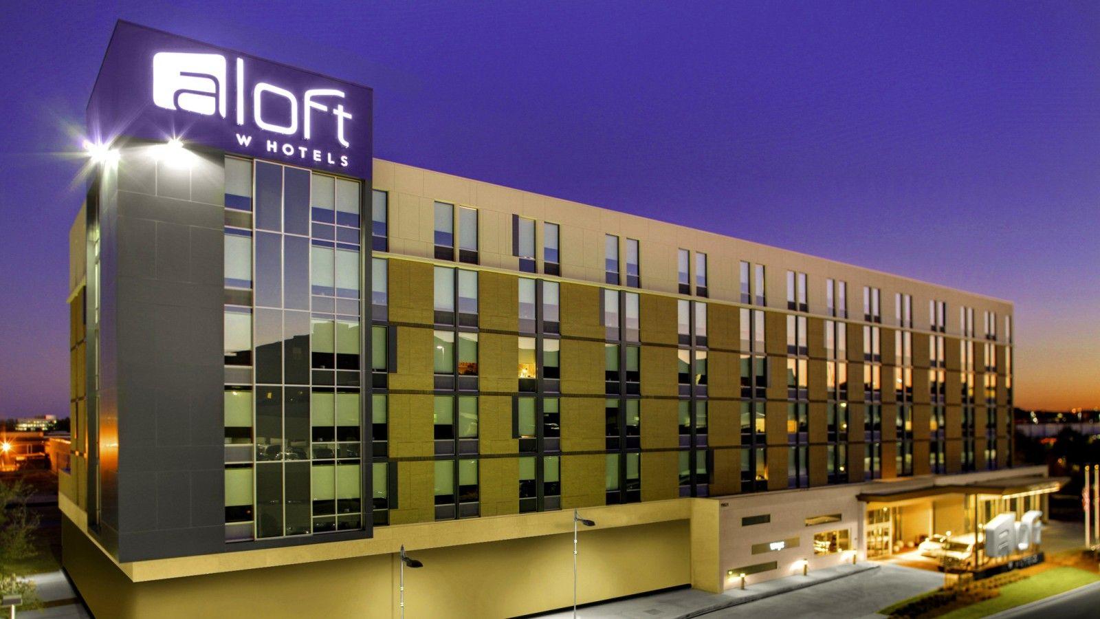 Exterior Luxury hotel travel Austin Texas (With