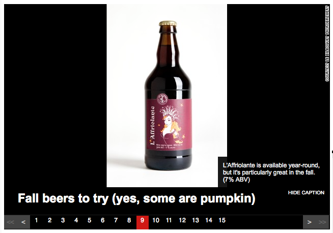Fall Beers