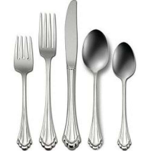 Oneida Marquette Flatware 5 Piece Place Setting Shipping Included Ebay Flatware Set