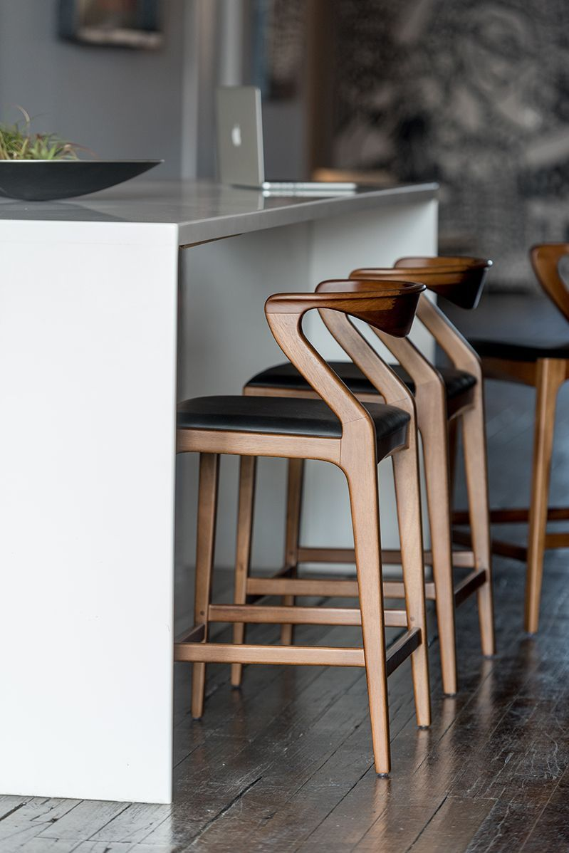 Looking For The Perfect Stool Featuring An Ergonomically Designed Backrest To Ensure Comfort Home Decor Kitchen Bar Stools Kitchen Island Kitchen Bar Stools Kitchen chairs and stools