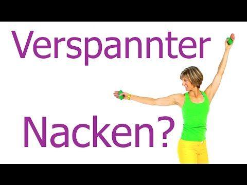 11 min. Schulter- und Nackentraining mit Gabi Fastner #15minworkout