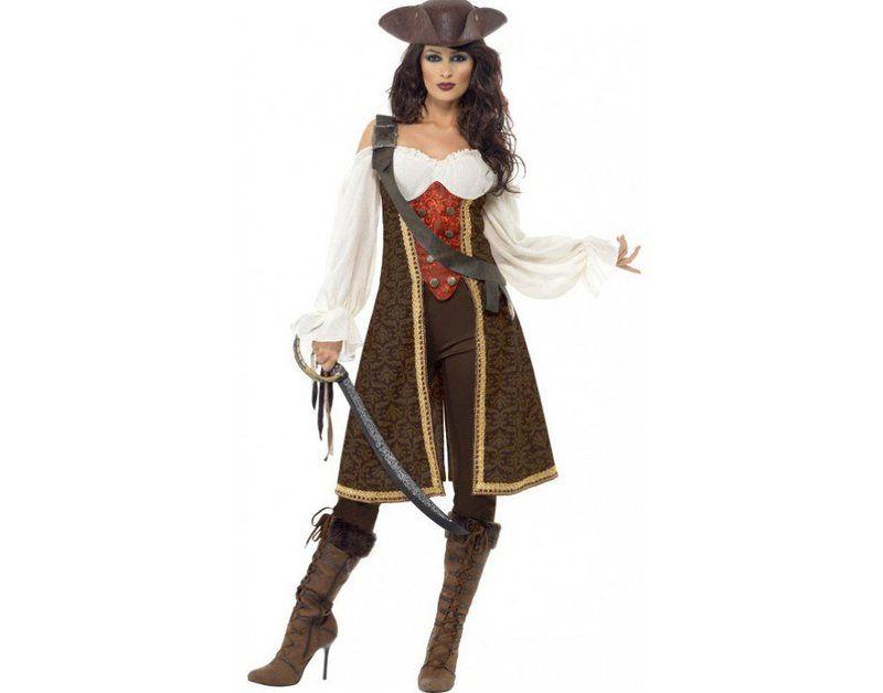 Photo of Hochsee-Piratin Kostüm, Detailreiches Kostüm online kjøp | OTTO