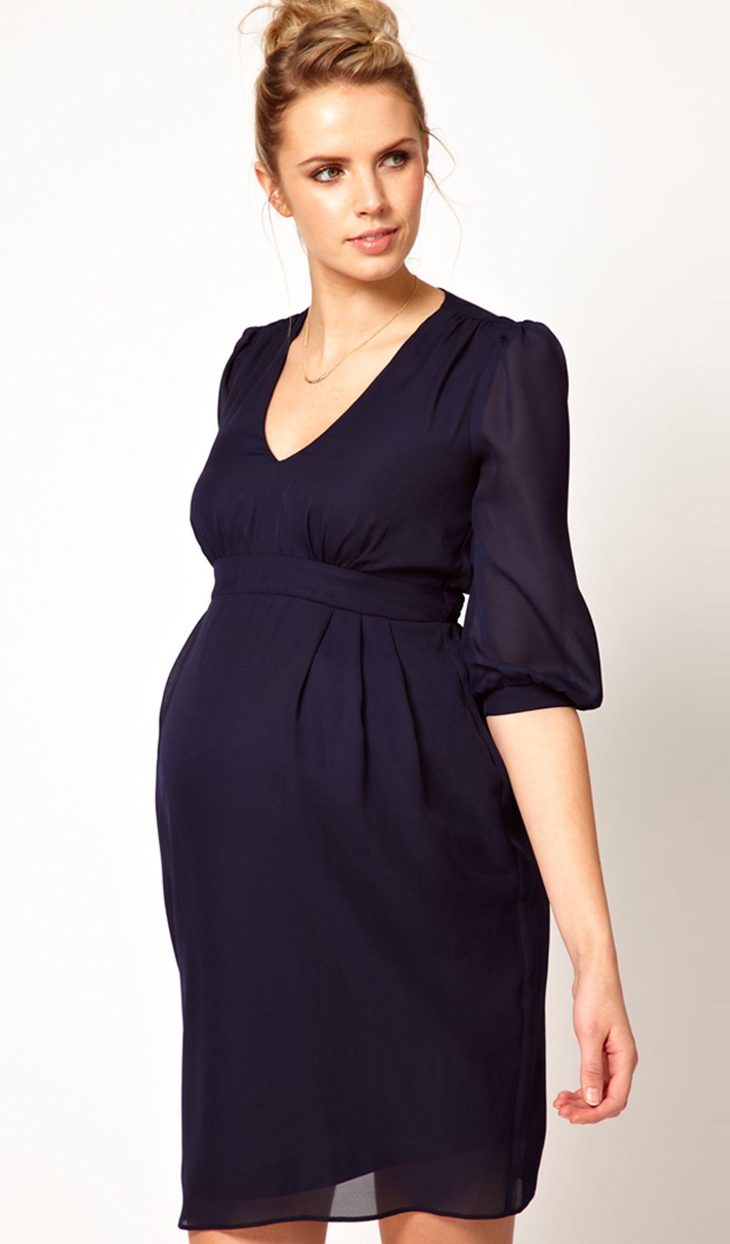 b8c773f116802 Robe taille Empire -  asos.com Maternity -  femmeenceinte  magnifique