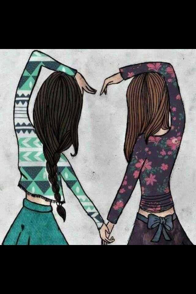 its like me and my best friend na … | Pinteres…