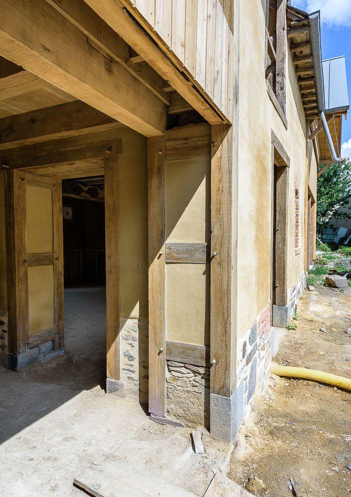 Pin by atelier alp Amélie Le Paih on Projets de l\u0027atelier alp - maison bois et paille