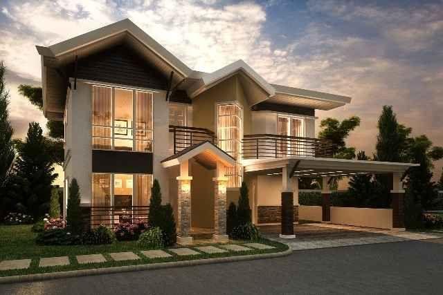 10 Gorgeous Asian Inspired Exterior Design Ideas House Designs Exterior Asian House Exterior Design