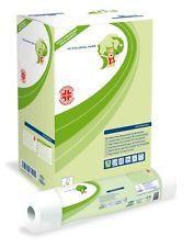 6 rotoli carta lettino massaggio lenzuolino medico estetista 80 metri a rotolo