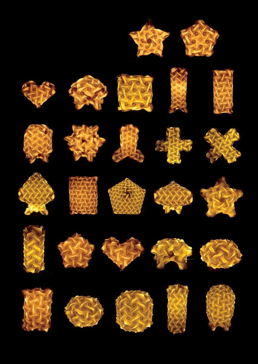 Vlightdeco Iq Light Puzzle Pendant Jigsaw Lamp Styles