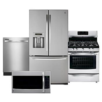 Kenmore Kitchen Appliance Bundle : $3,329.96 + Free Delivery ...