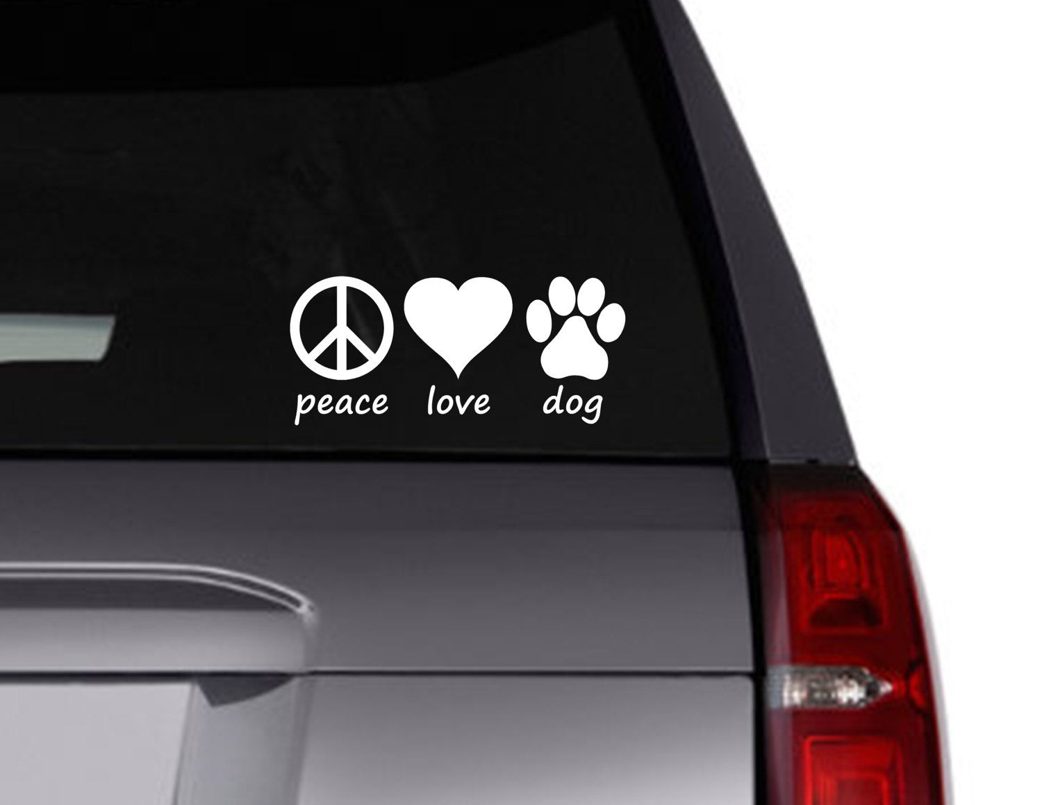 1556+ Peace Love Jeep Svg – SVG,PNG,EPS & DXF File Include