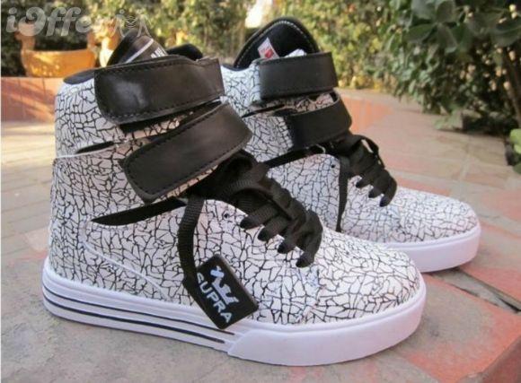 11e7adf8ad Hot 'Supra' Men/women Hip-Hop shoes sneaker | Hip Hop Graffiti ...