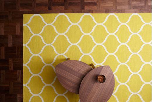 Ikea Stockholm Yellow Rug Rugs On