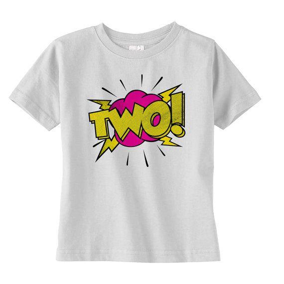 9a995561d Girls Superhero Birthday Shirt Girls Birthday by fireflyparty | Cool ...