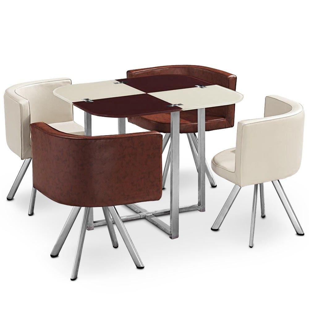 1668d54dd2beb Pack de 4 sillas de Comedor Stratus