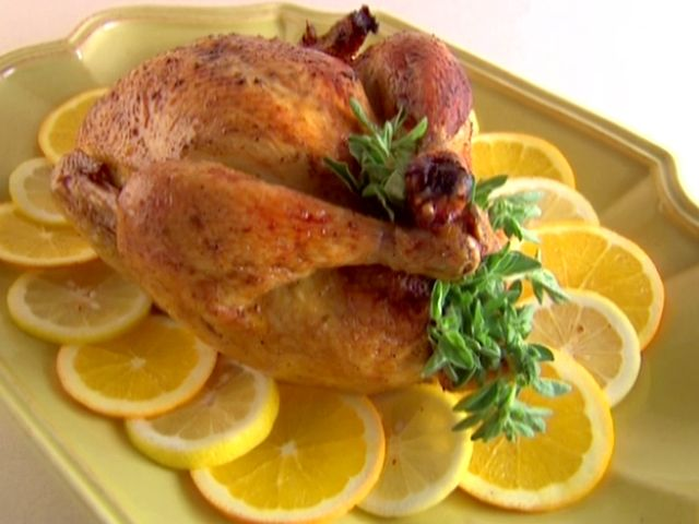 Garlic and Citrus Chicken from FoodNetwork.com
