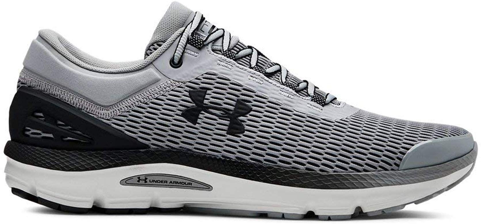 Charged Intake 3 Running Shoe, Mod Gray