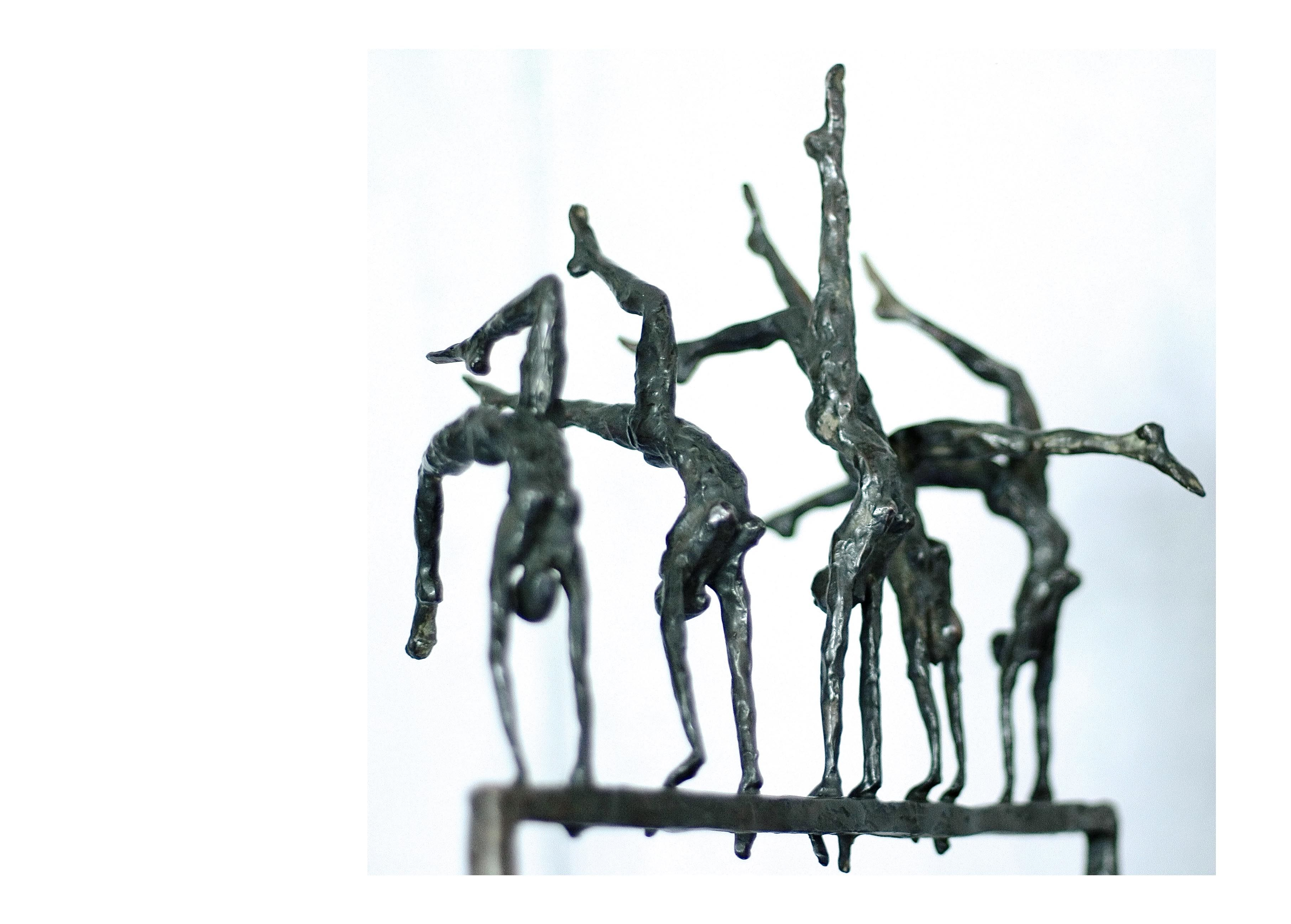 Art fairs mechanical movement metal paris russia sculptures wood - Sculpture Art Nvdl Sculptures
