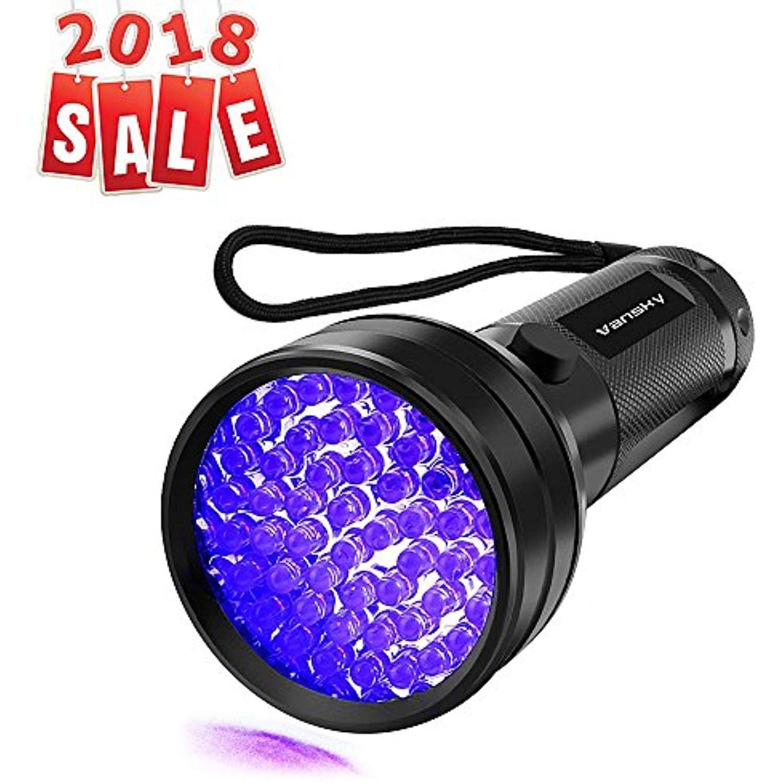 Vansky 51 Ultraviolet LED Flashlight