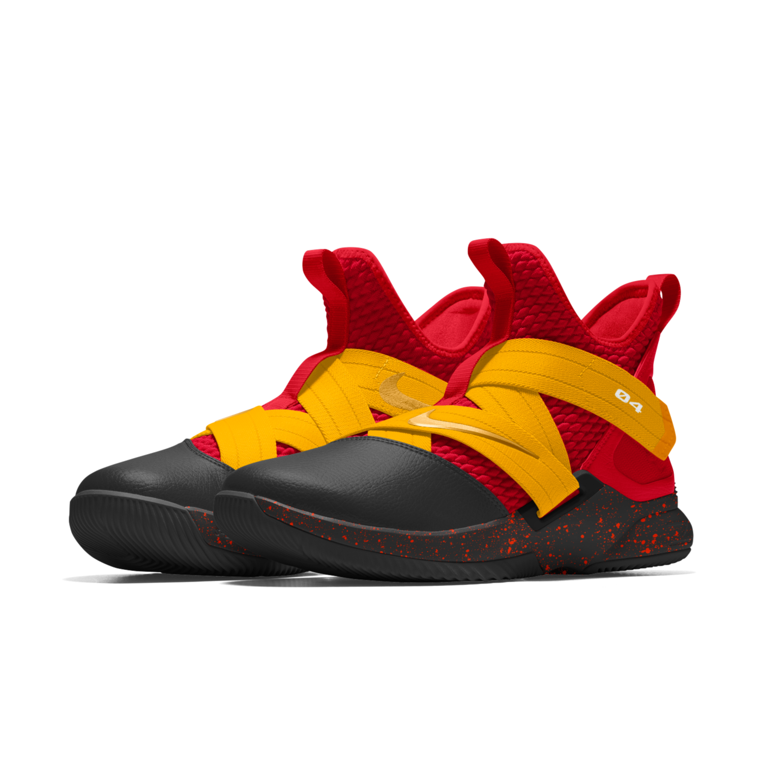LeBron Soldier XII iD Basketball Shoe