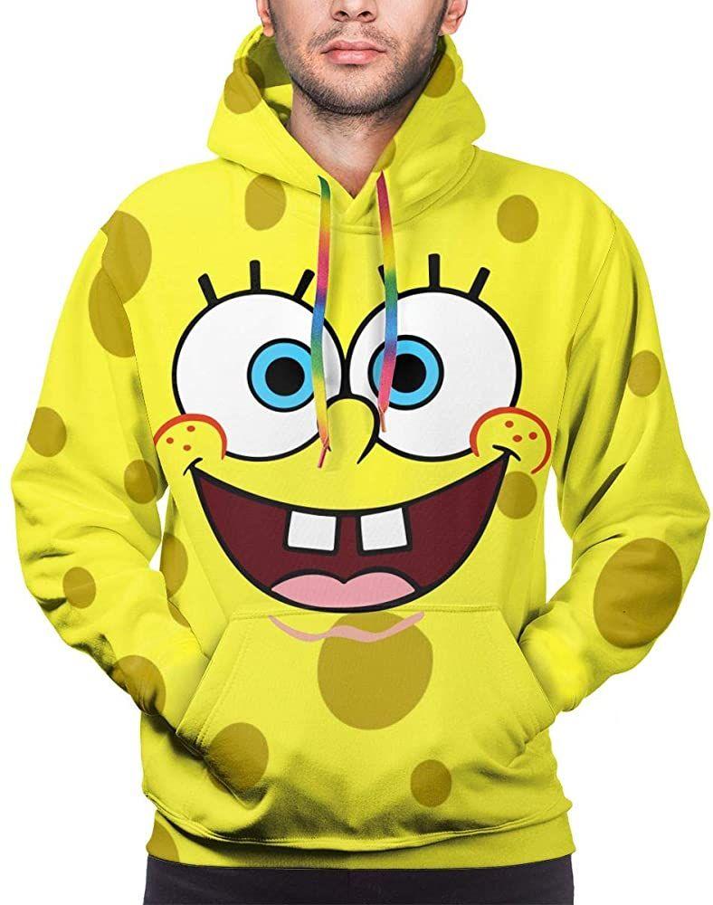 Amazon Com Zhangyi Men Spongebob Patrick Tie Die Hoodie Novelty Sweatshirt With Pockets Hooded Pullover Xxl Spongebob Sq Hooded Pullover Hoodies Sweatshirts [ 1000 x 788 Pixel ]