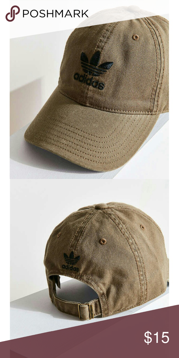 Adidas Original relaxed strapback Baseball hat. The dad cap stays strong  with this sporty iteration d7af85fff