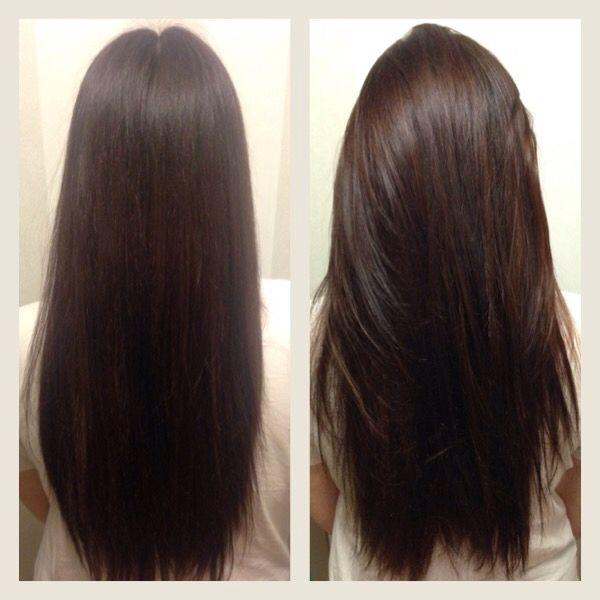 Fabuleux Astuce pour avoir de beaux cheveux brillants : - 1 cuillère à café  KO11