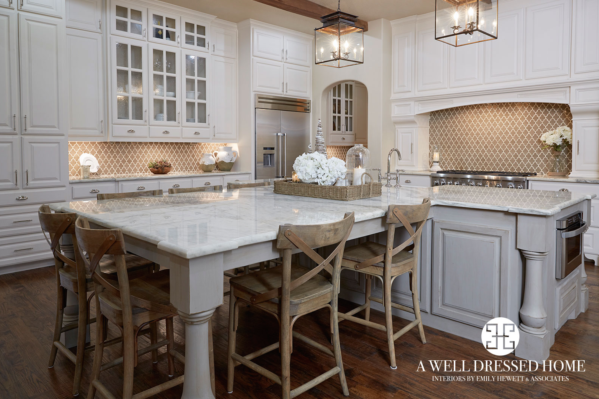 Kitchen Design by A Well Dressed Home, LLC. To see our portfolio go on well dressed home christmas, wall decal designs, well dressed windows, furniture designs, well dressed home decor, well dressed family, wall frame designs, well dressed shoes,