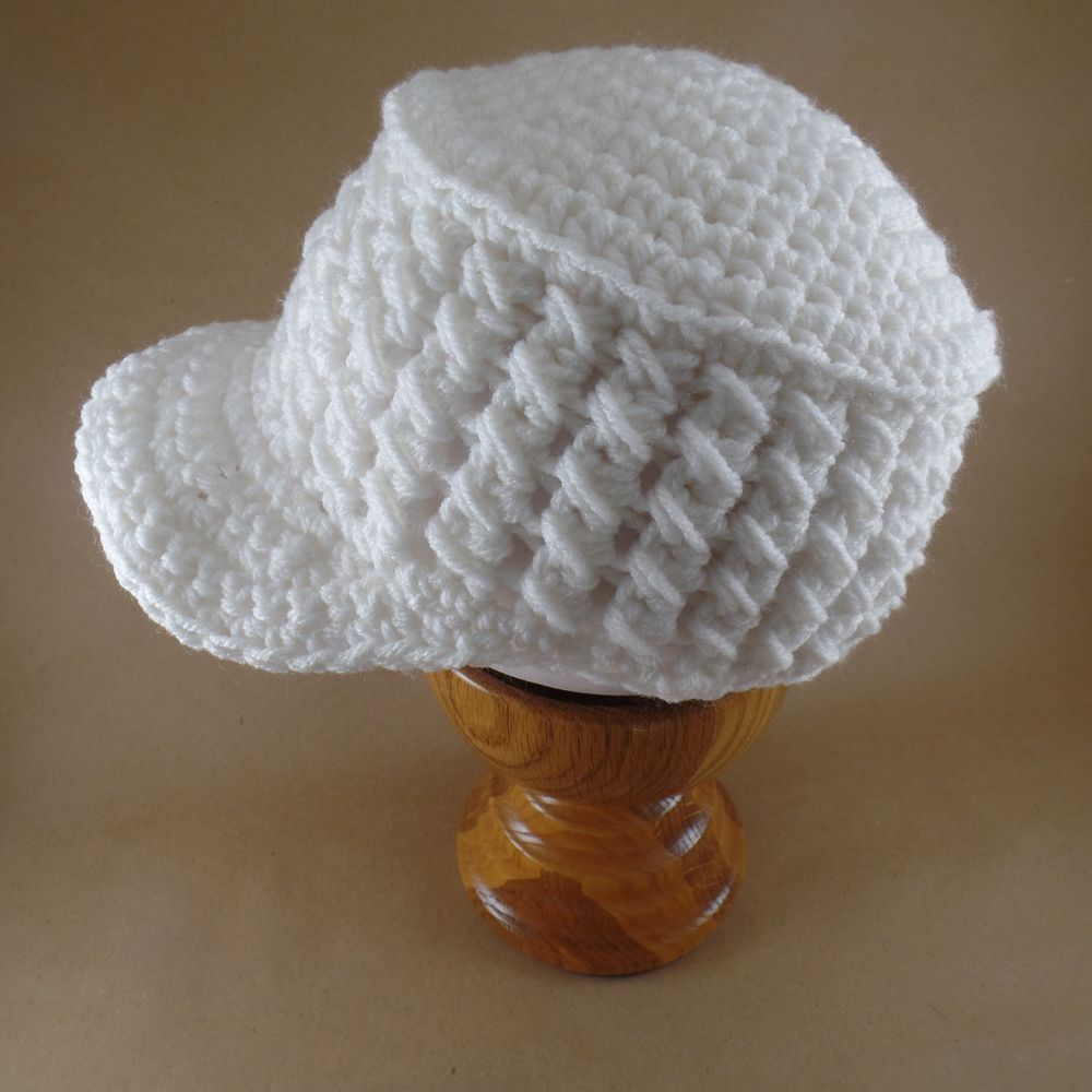 Complimentary Pattern: Cotton Gin Cadet Style Brimmed Cap | Tejer ...