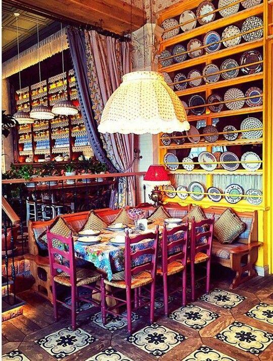 Marivana Baku Cafe Azerbaijan Strana