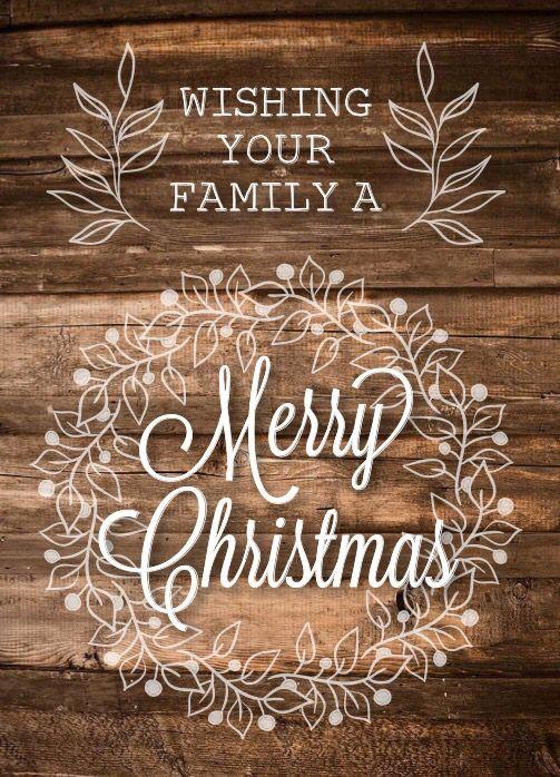 Super Cute Merry Christmas Card Free Printable Download Rustic Yet Modern Christmas C Christmas Cards Free Free Merry Christmas Cards Merry Christmas Card