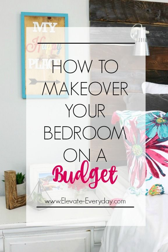 I'll walk you through some simple steps to create a beautiful bedroom makeover on a budget in this quick video. You don't have to break the bank.