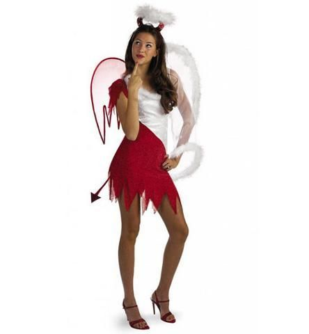 Halloween 2020 Costumes Angel And Demon Pin on costumes