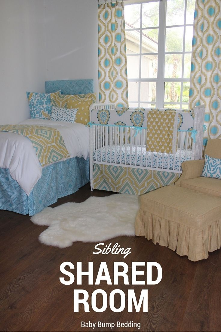 Baby And Toddler Shared Room Ideas Girl And Boy Sharing A Room
